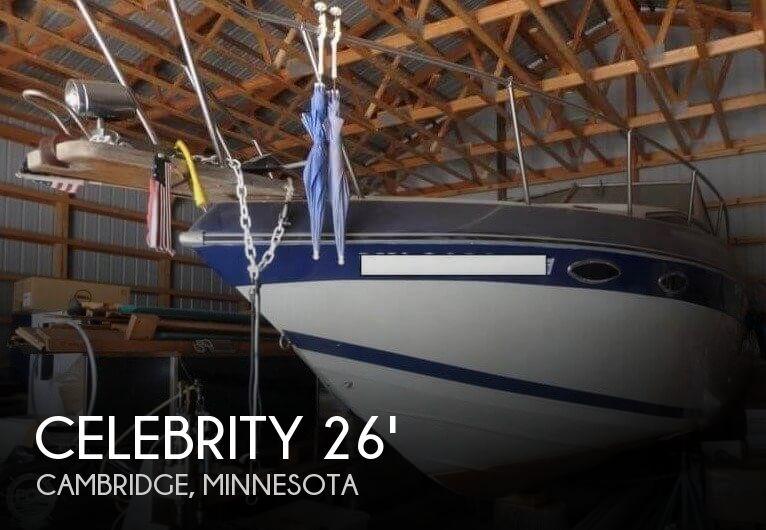 1988 Celebrity 266 Crownline
