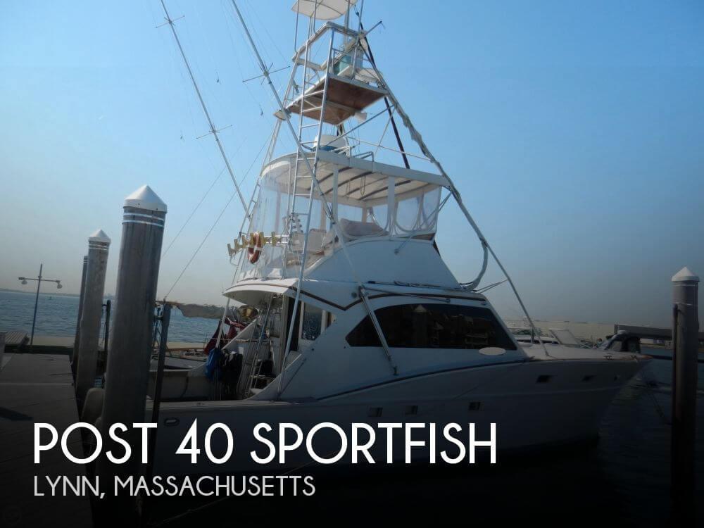 1973 Post 40 Sportfish