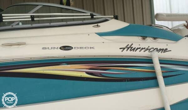 2007 Hurricane 2000 Sport Deck - Photo #4