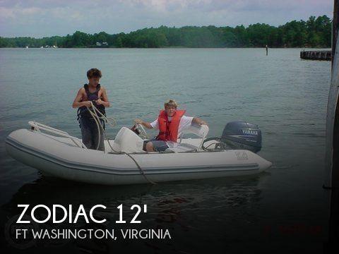 2002 Zodiac Yachtline Deluxe 380DL - Photo #1