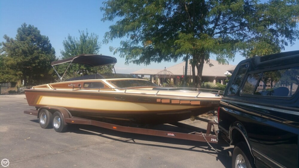 1983 Tahiti boat for sale, model of the boat is Caribbean Day Cruiser & Image # 17 of 40