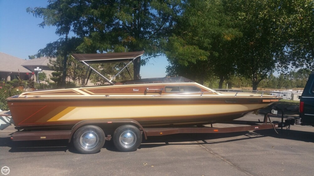 1983 Tahiti boat for sale, model of the boat is Caribbean Day Cruiser & Image # 18 of 40