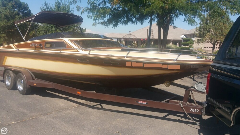 1983 Tahiti boat for sale, model of the boat is Caribbean Day Cruiser & Image # 21 of 40