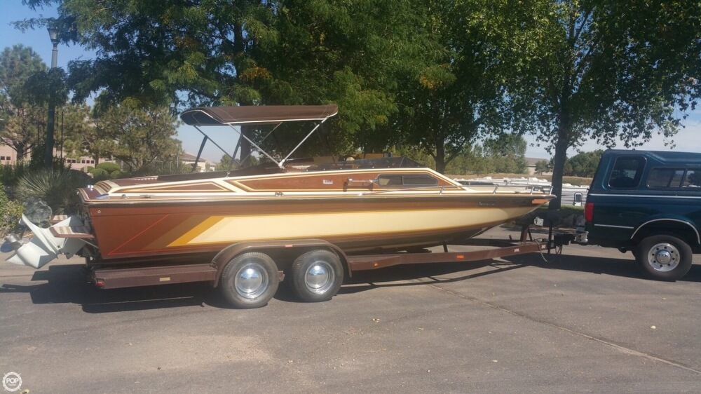 1983 Tahiti boat for sale, model of the boat is Caribbean Day Cruiser & Image # 22 of 40