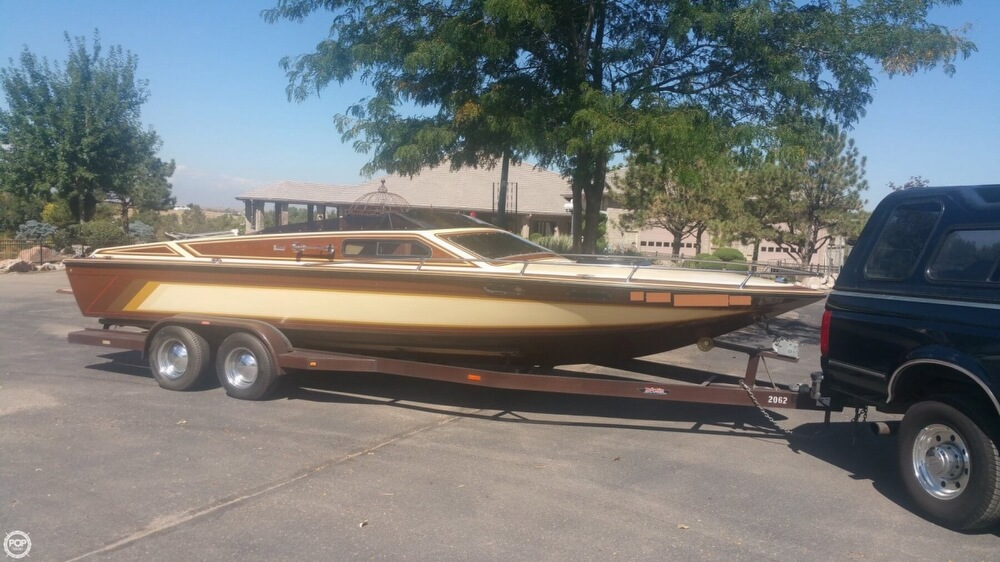 1983 Tahiti boat for sale, model of the boat is Caribbean Day Cruiser & Image # 25 of 40