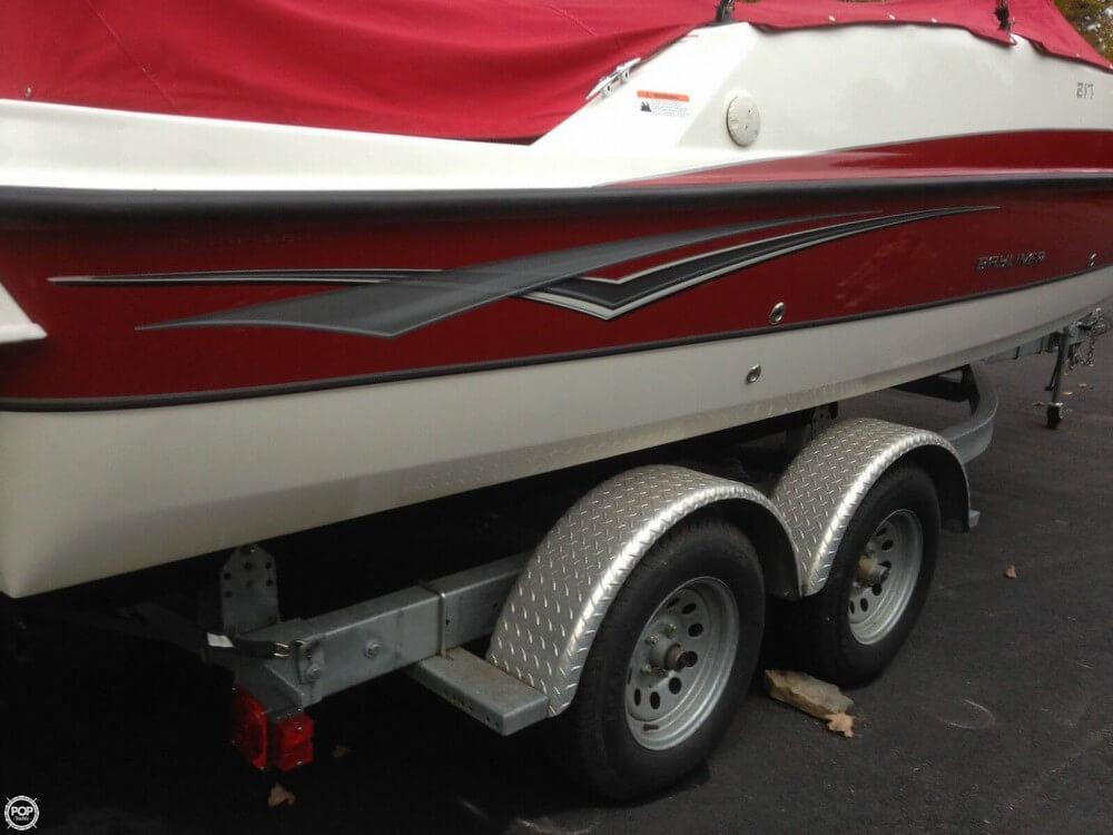 2011 Bayliner 217 SD Deck Boat - Photo #7