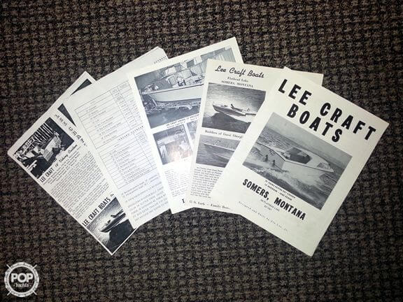 1964 Lee Craft 18 - Photo #16