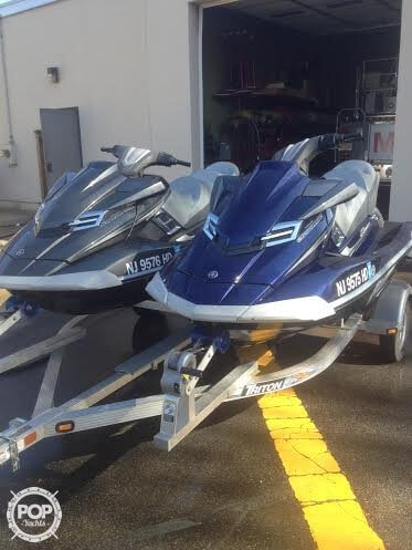 Yamaha FX SHO (2), PWC, for sale - $19,999