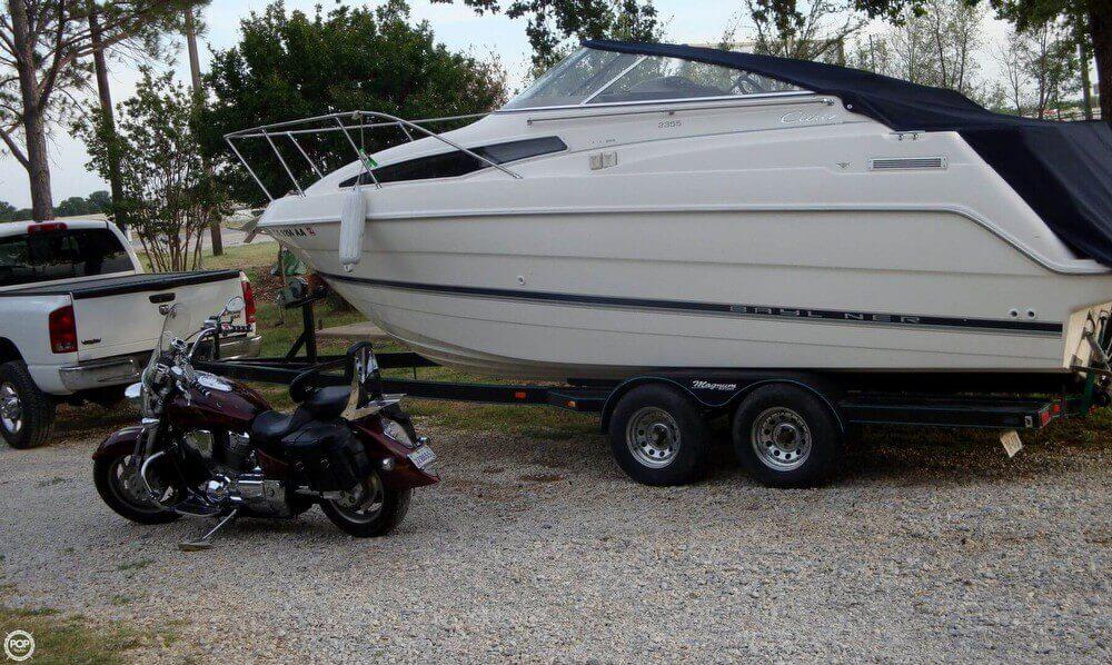 1998 Bayliner boat for sale, model of the boat is 2355 Ciera Sunbridge & Image # 7 of 41