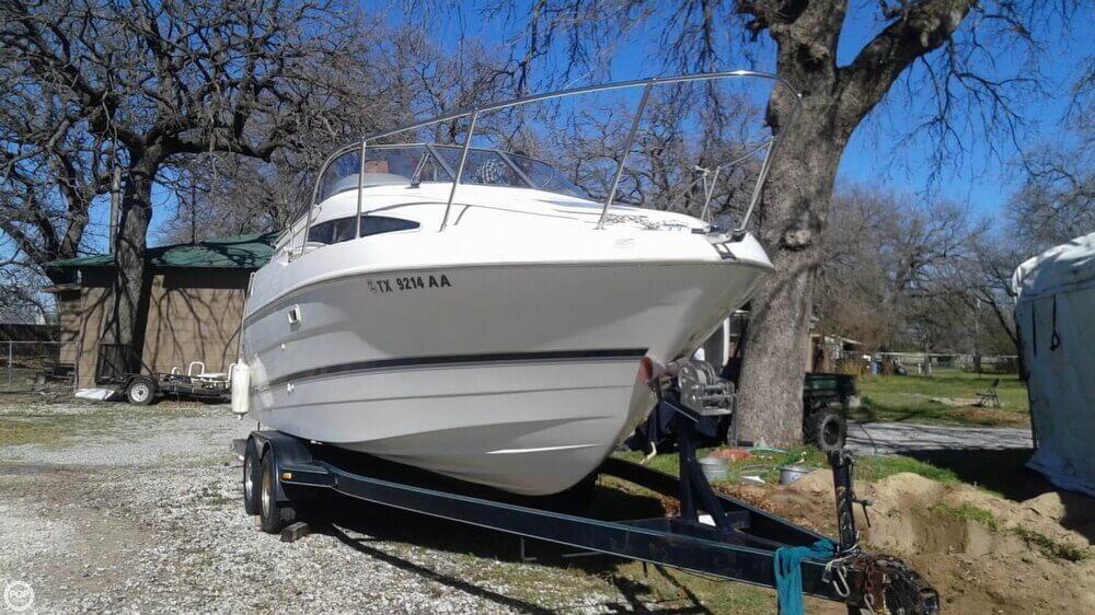 1998 Bayliner boat for sale, model of the boat is 2355 Ciera Sunbridge & Image # 2 of 41