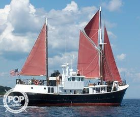 H. De Hass 78 Trawler, 90', for sale - $452,800