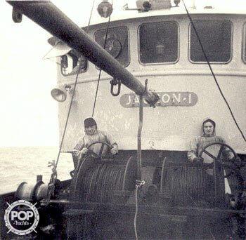 1963 H. De Hass 78 Trawler - Photo #16