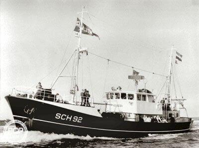 1963 H. De Hass 78 Trawler - Photo #17