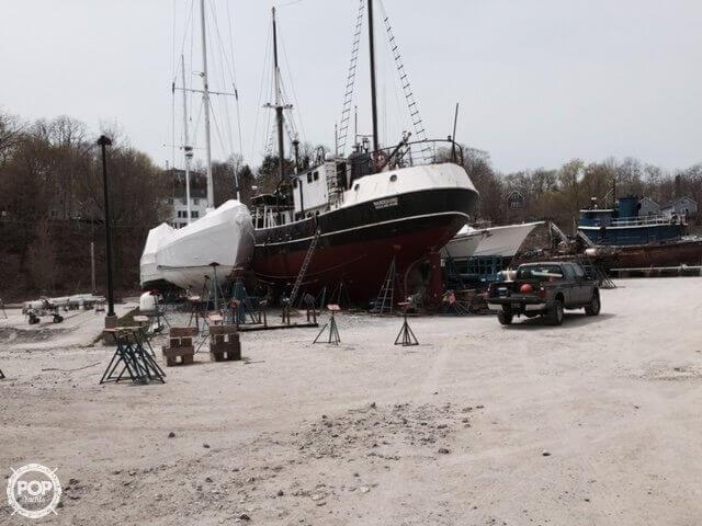 1963 H. De Hass 78 Trawler - Photo #36