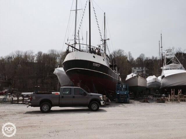 1963 H. De Hass 78 Trawler - Photo #37