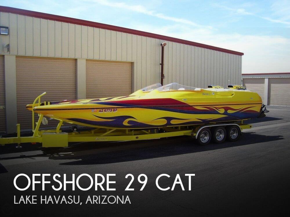 2004 Offshore 29 Cat - Photo #1