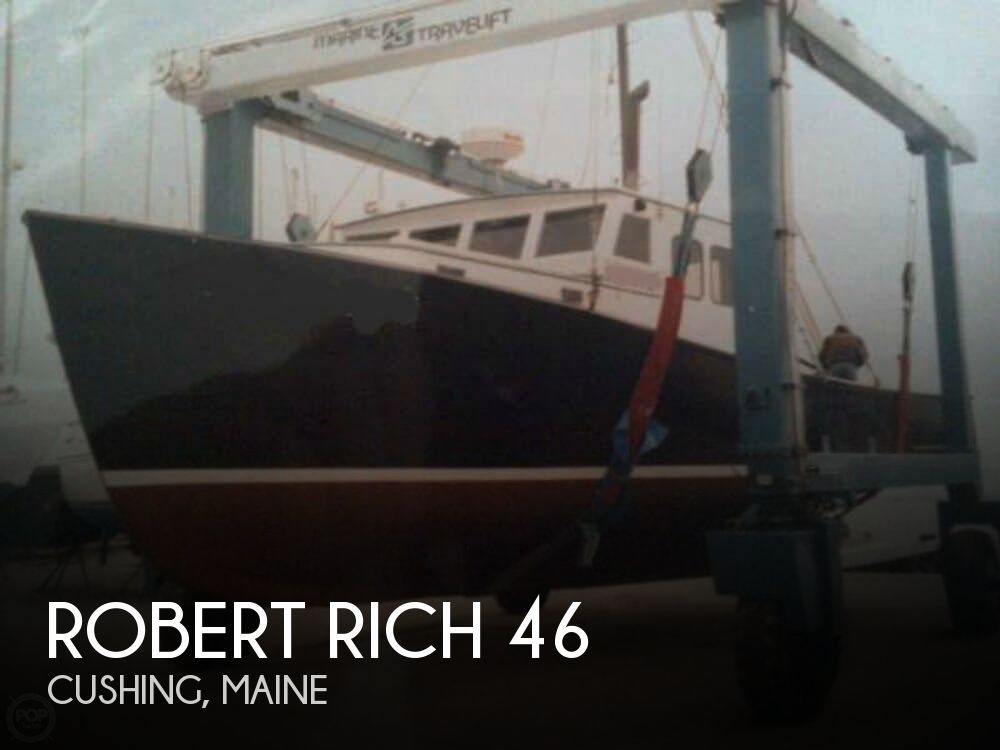 1975 Robert Rich boat for sale, model of the boat is 46 & Image # 1 of 40