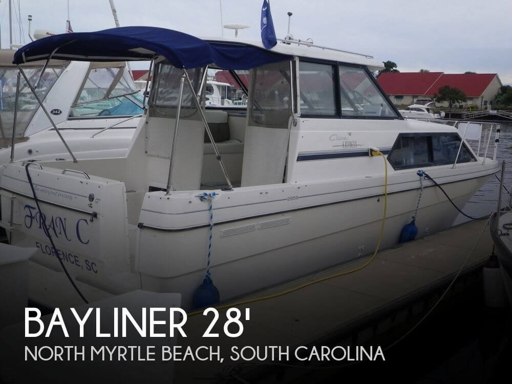 1998 Bayliner 2859 Cierra - Photo #1