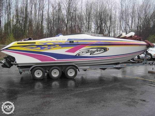 1990 Baja boat for sale, model of the boat is 300 ES & Image # 2 of 29