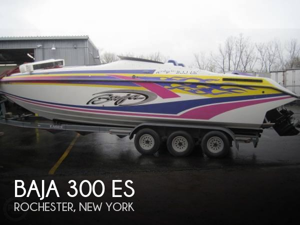 1990 Baja boat for sale, model of the boat is 300 ES & Image # 1 of 29