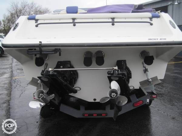 1990 Baja boat for sale, model of the boat is 300 ES & Image # 3 of 29