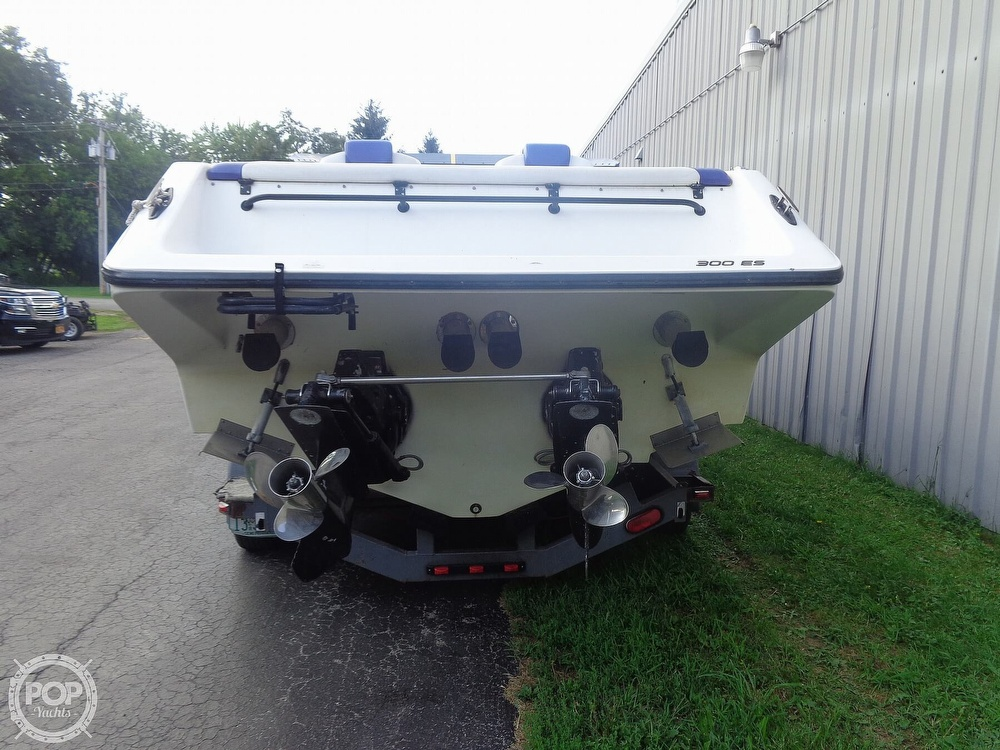 1990 Baja boat for sale, model of the boat is 300 ES & Image # 12 of 29