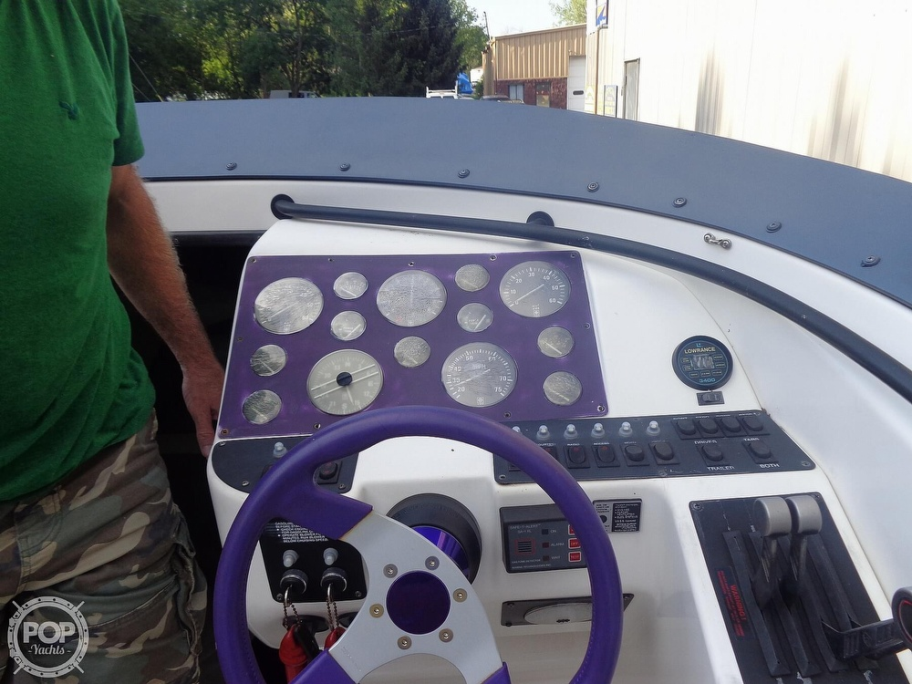 1990 Baja boat for sale, model of the boat is 300 ES & Image # 28 of 29