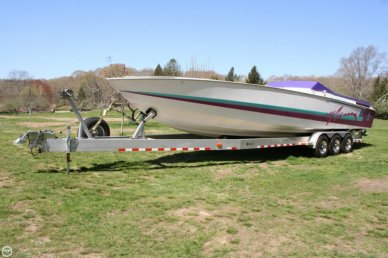 Cigarette 38, 38', for sale - $39,500