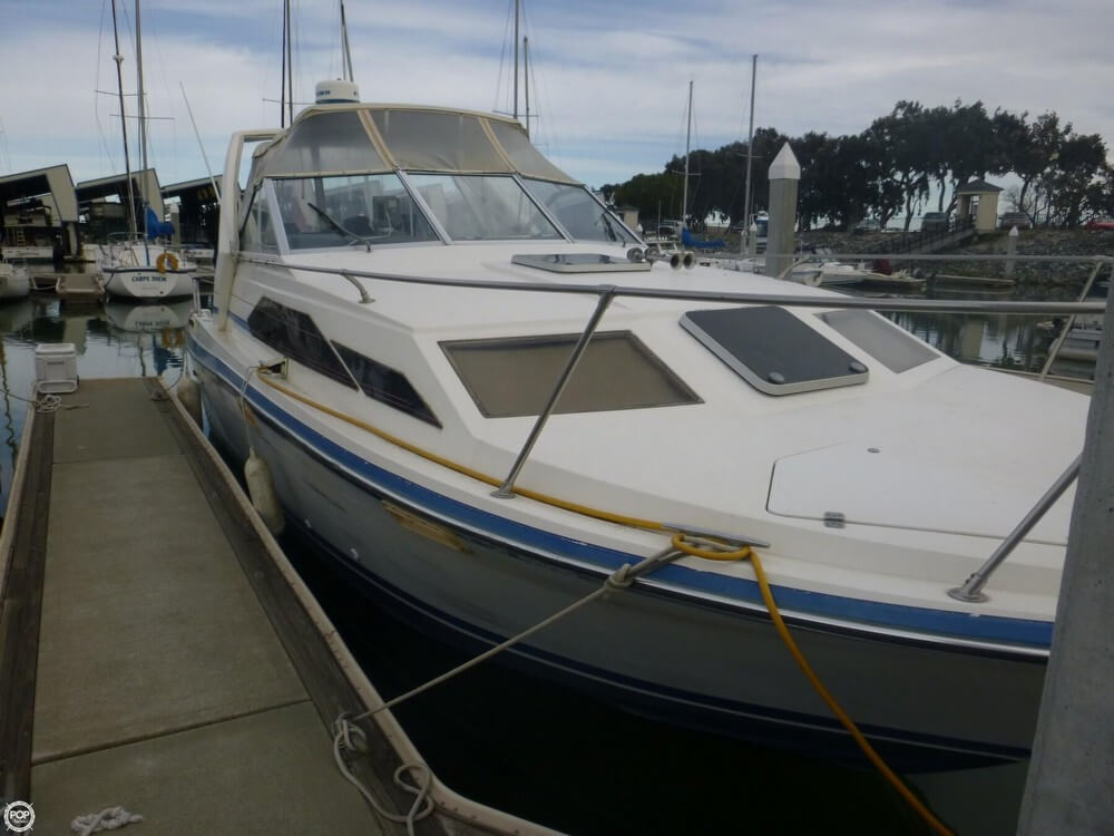 1987 Bayliner 2850 Contessa Sunbridge - Photo #18