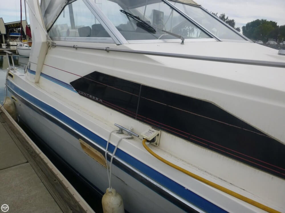 1987 Bayliner 2850 Contessa Sunbridge - Photo #20
