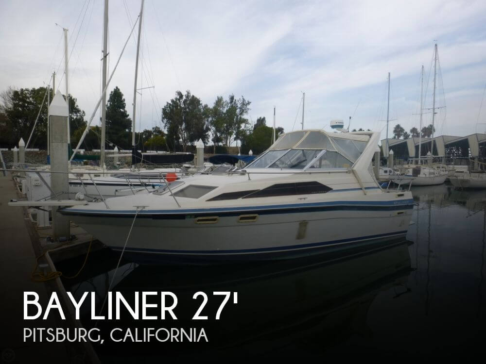 1987 Bayliner 2850 Contessa Sunbridge - Photo #1