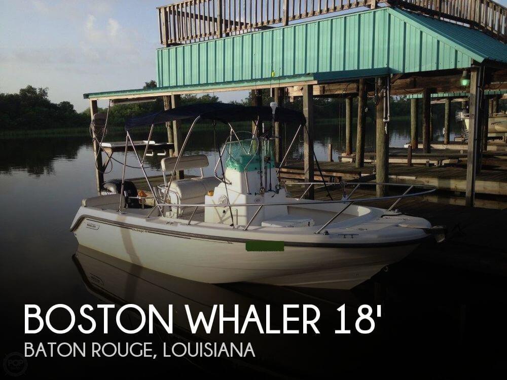 2000 Boston Whaler 18 Outrage - Photo #1