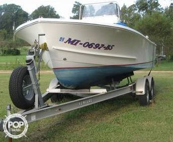 Shamrock 20 CC Fisherman, 20', for sale - $13,500