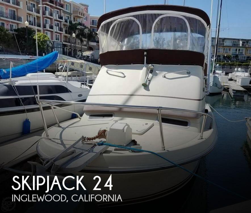 1981 Skipjack 24