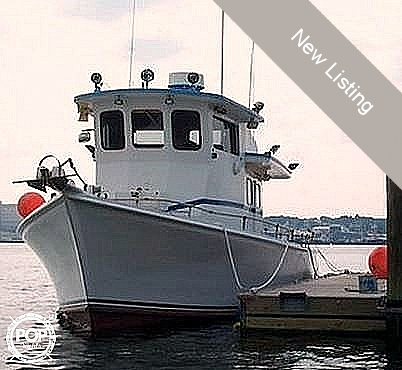 1961 Rice Marine Custom 36 Charter/Tuna - Photo #2