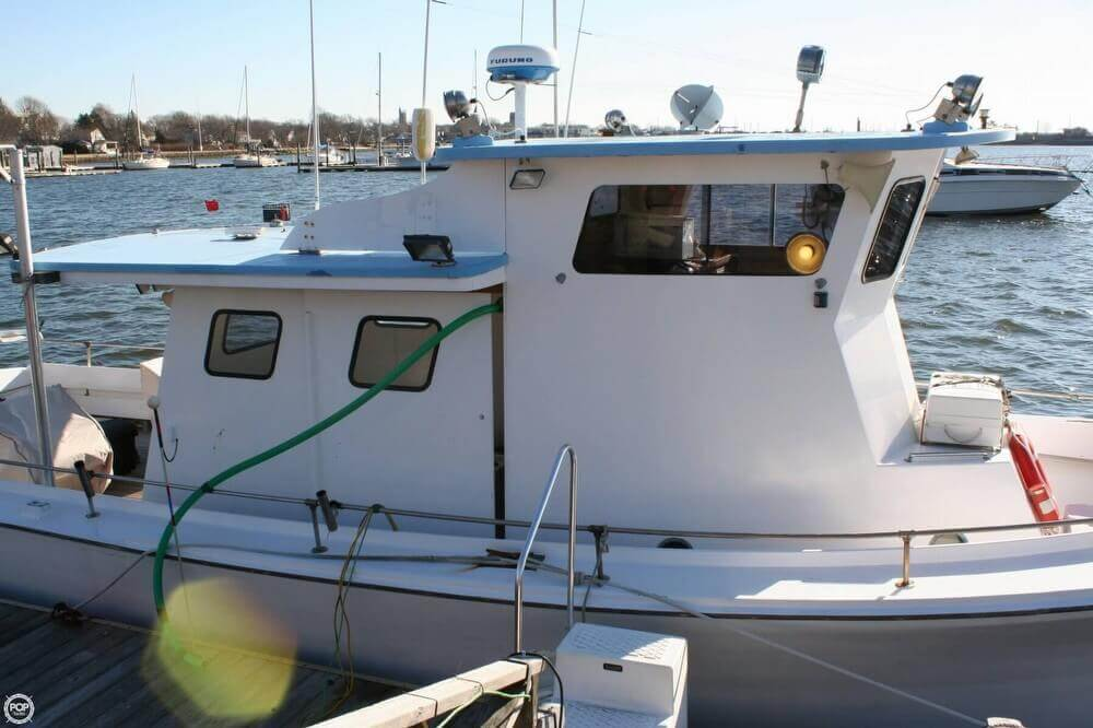 1961 Rice Marine Custom 36 Charter/Tuna - Photo #4
