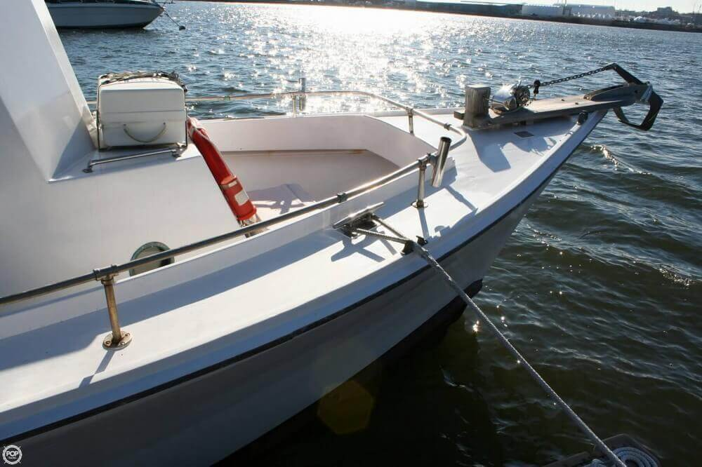 1961 Rice Marine Custom 36 Charter/Tuna - Photo #5