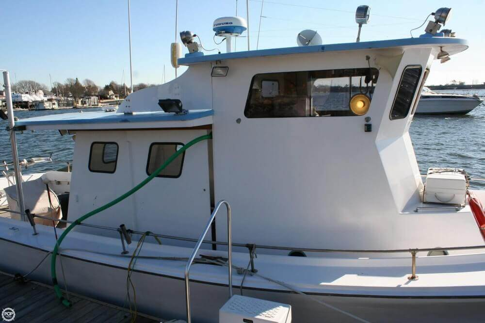 1961 Rice Marine Custom 36 Charter/Tuna - Photo #13