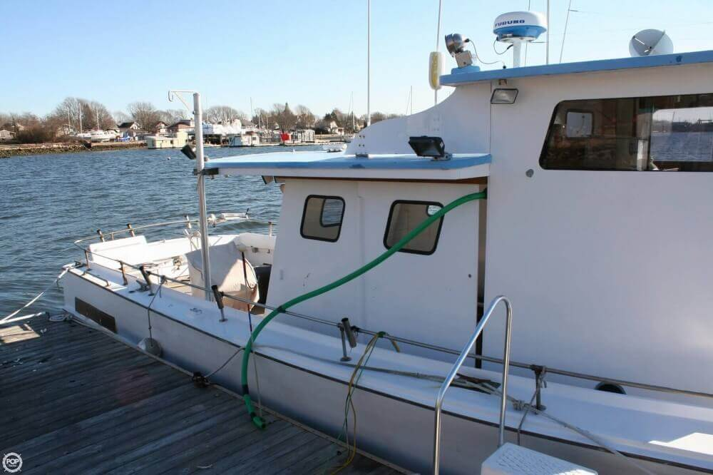 1961 Rice Marine Custom 36 Charter/Tuna - Photo #14