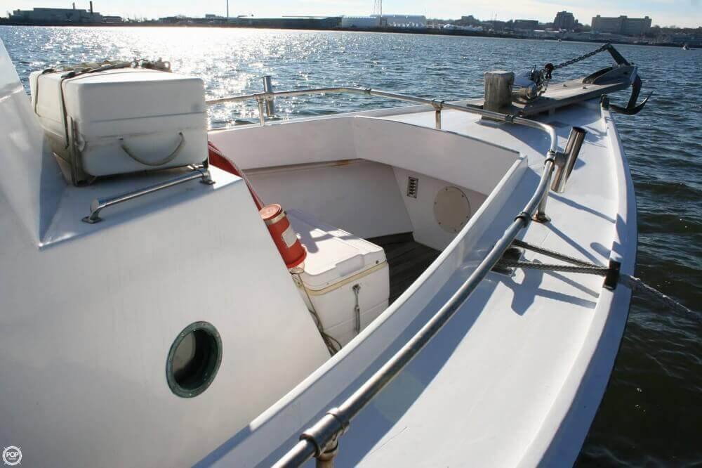 1961 Rice Marine Custom 36 Charter/Tuna - Photo #15