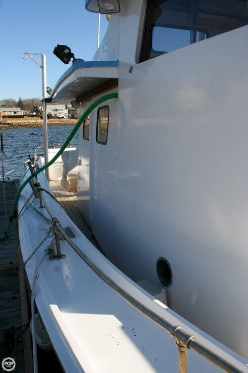 1961 Rice Marine Custom 36 Charter/Tuna - Photo #16