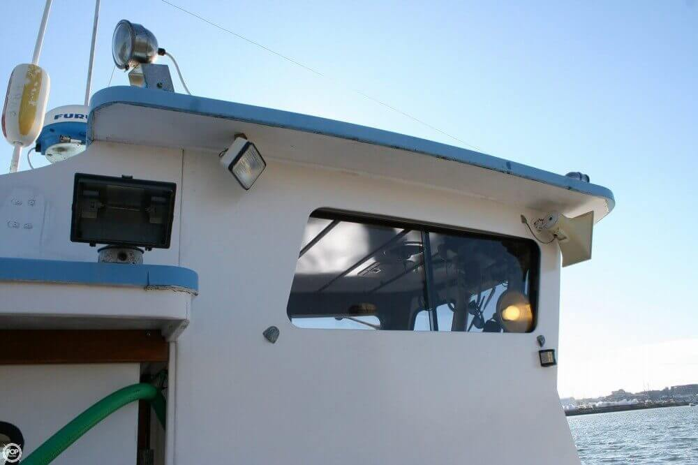 1961 Rice Marine Custom 36 Charter/Tuna - Photo #17