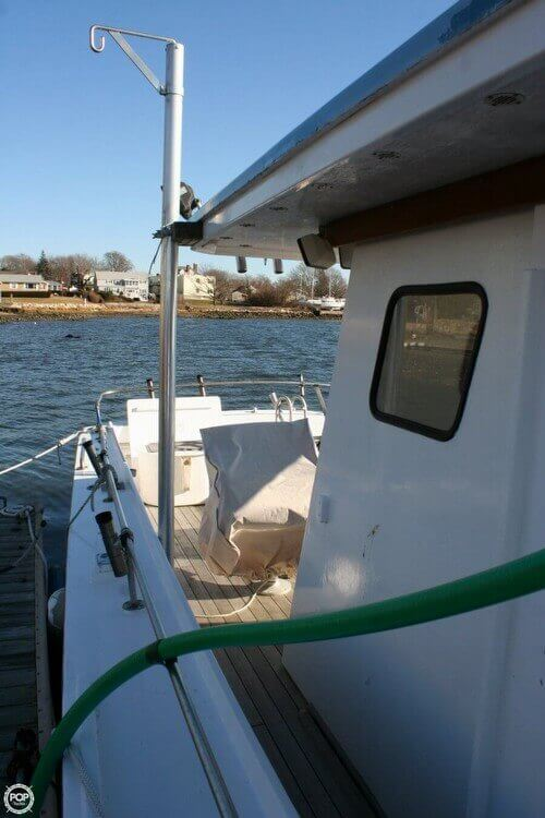 1961 Rice Marine Custom 36 Charter/Tuna - Photo #21