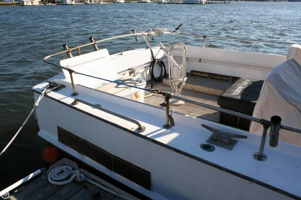 1961 Rice Marine Custom 36 Charter/Tuna - Photo #22