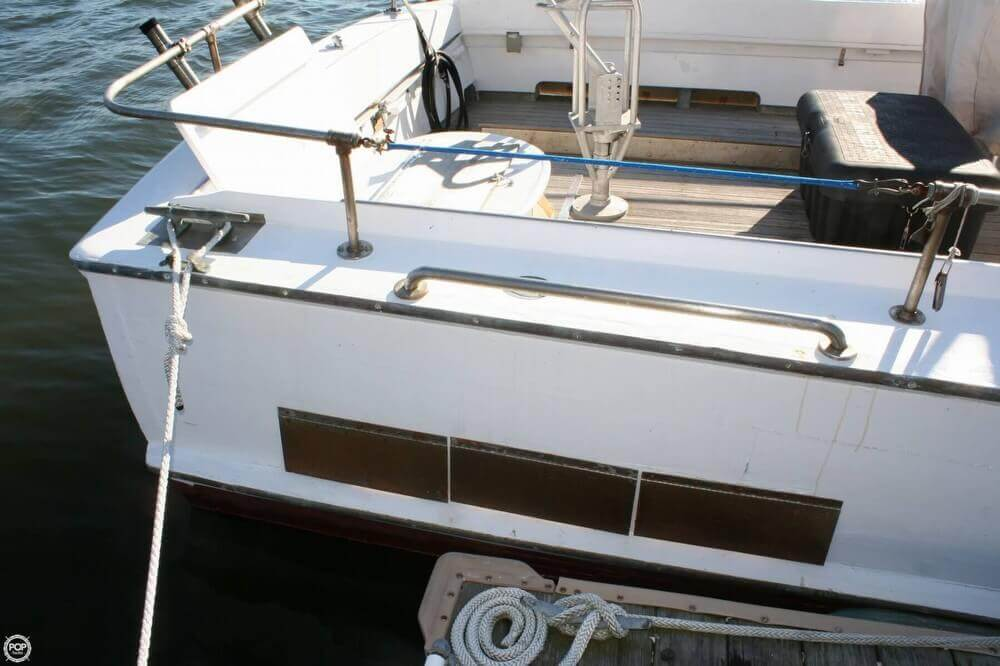 1961 Rice Marine Custom 36 Charter/Tuna - Photo #23
