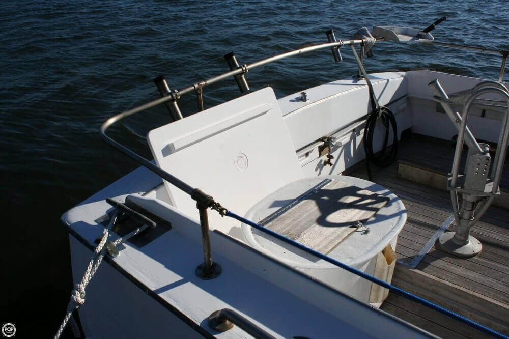 1961 Rice Marine Custom 36 Charter/Tuna - Photo #26