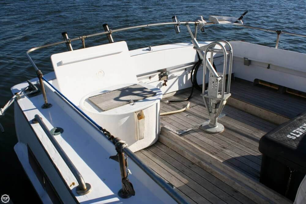 1961 Rice Marine Custom 36 Charter/Tuna - Photo #29