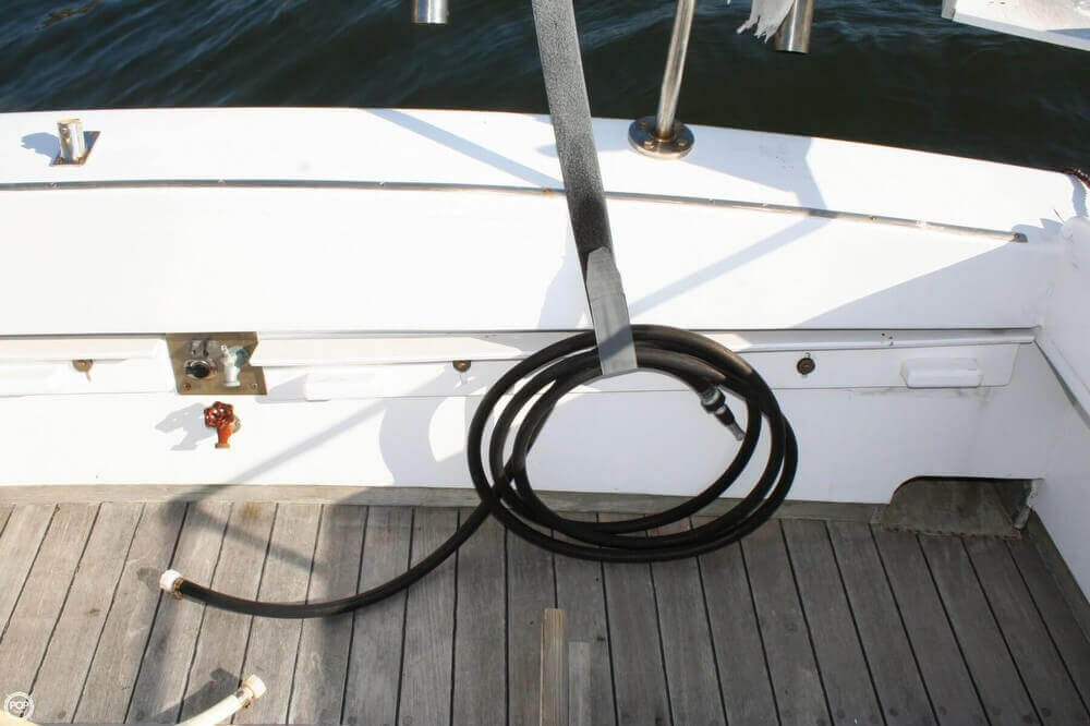 1961 Rice Marine Custom 36 Charter/Tuna - Photo #40