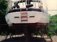 1979 Morgan 41 Out Island - Photo #8