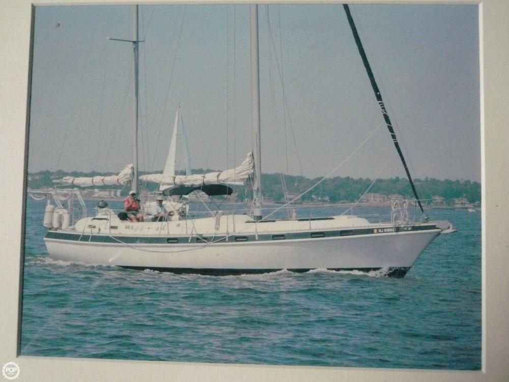 1979 Morgan 41 Out Island - Photo #6